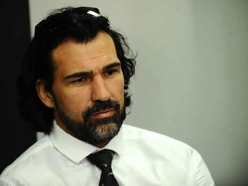 Matfield enters Lions' den as a coach