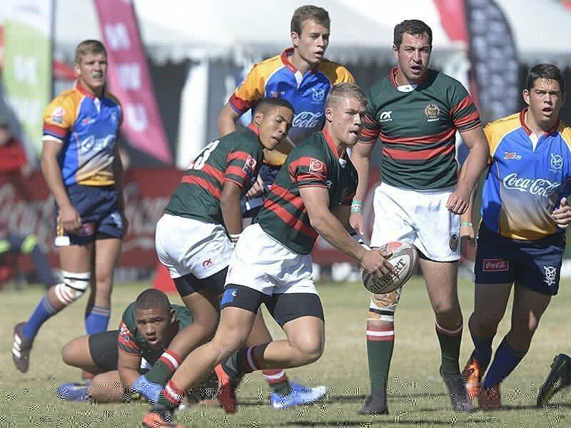 Leopards blow Namibia away