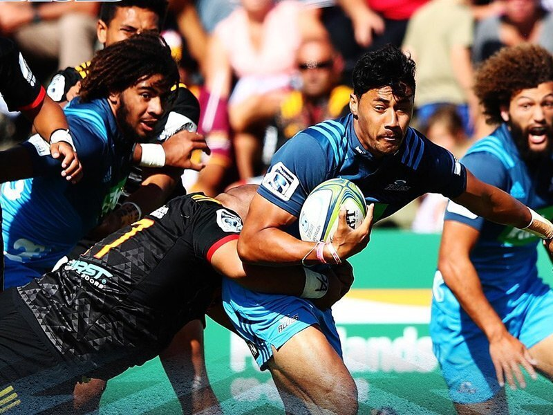 Blues' experiment too good for Chiefs