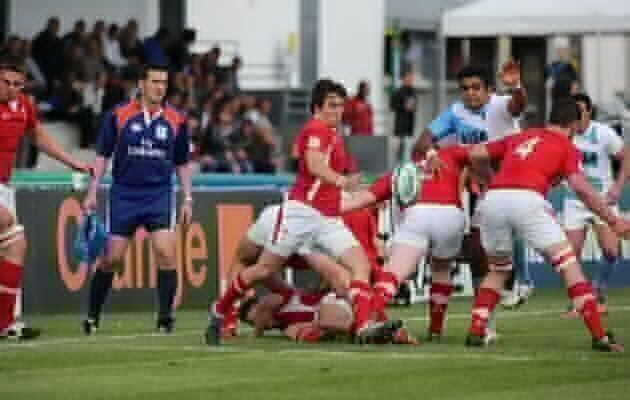 Junior Wales want to go one better