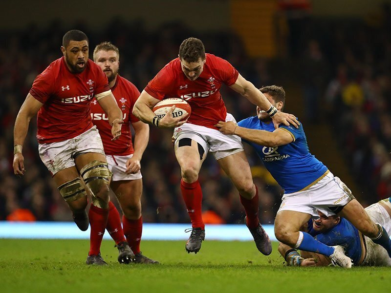 Wales rise above England in Six Nations