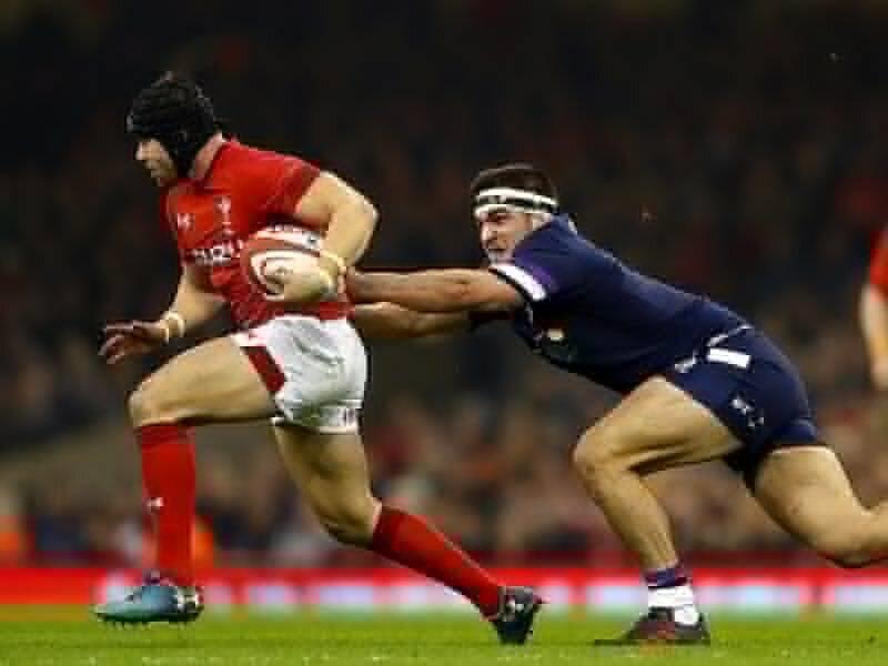 Wales shatters Scotland dreams