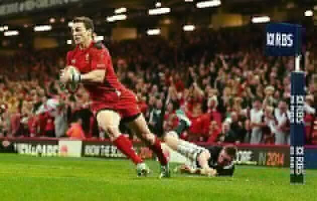 Wales rout Scottish rabble
