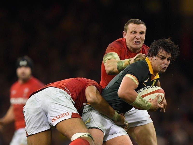 Injury-hit Wales edge Boks