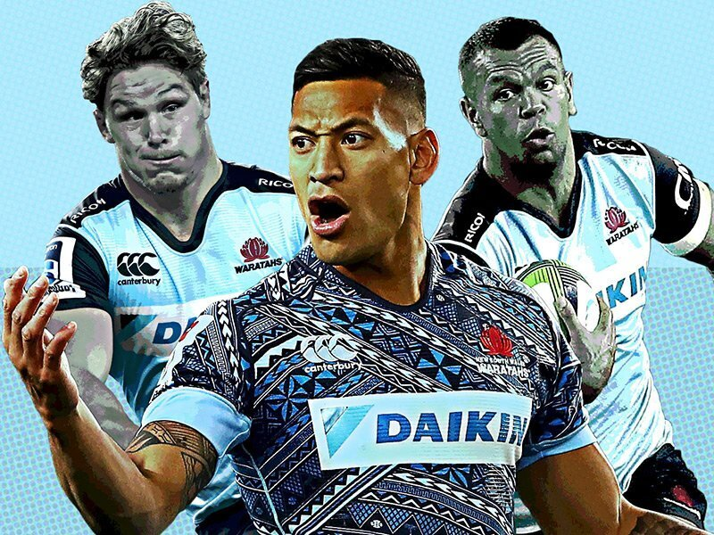 Waratahs looking to get back on top