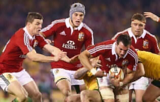 Lions preparing for 'Cup Final'