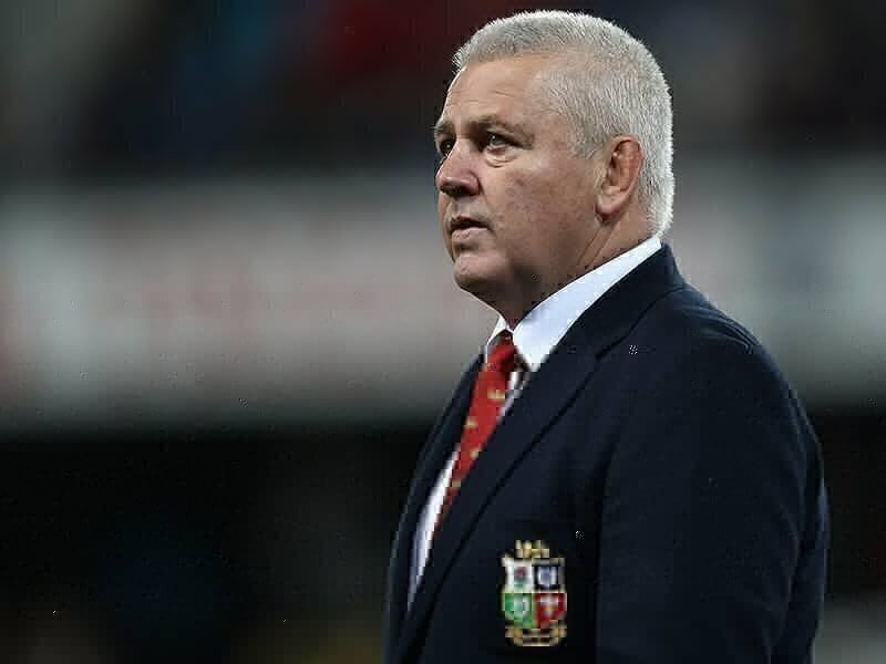 Gatland up for another B&I Lions Tour