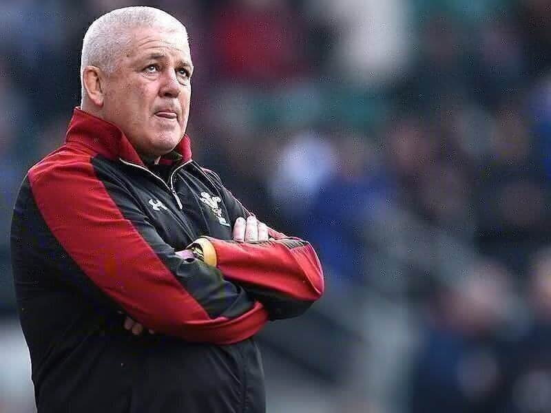 Gatland: Wales never 'manipulated' the laws