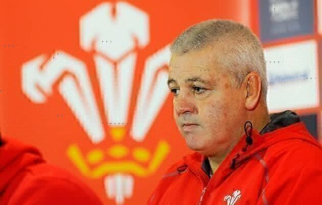 Gatland calls for reinforcements