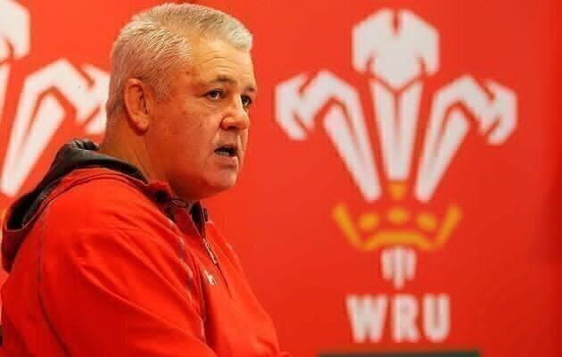 Gatland extends Wales deal