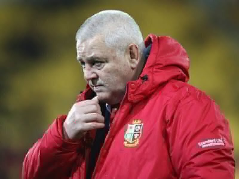 Wales coach Gatland eyeing Super Rugby