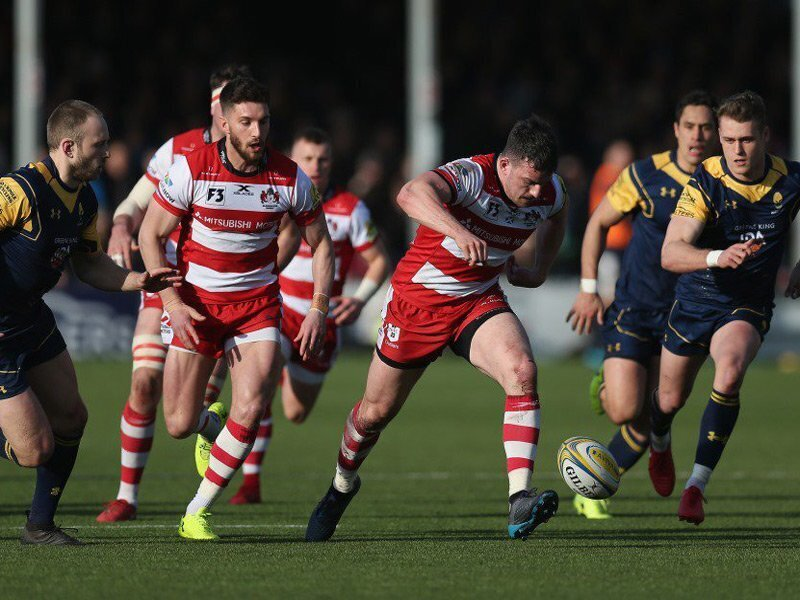 Warriors punish ill-disciplined Gloucester