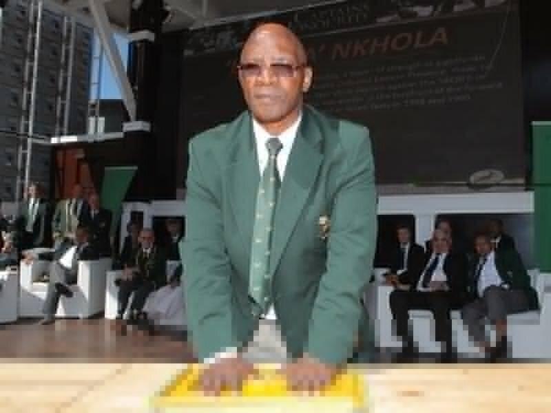 Welile Nkohla dies