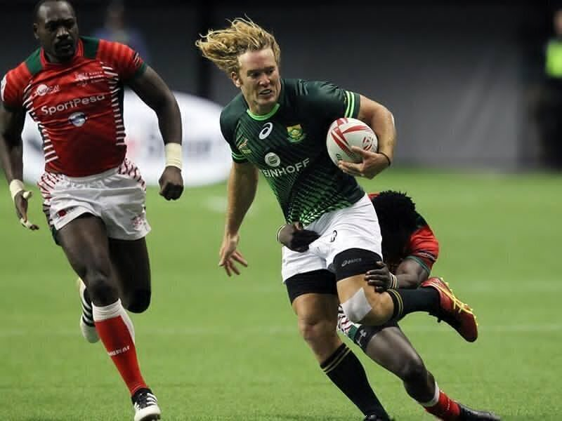 Vancouver 7s: BlitzBoks stay on course