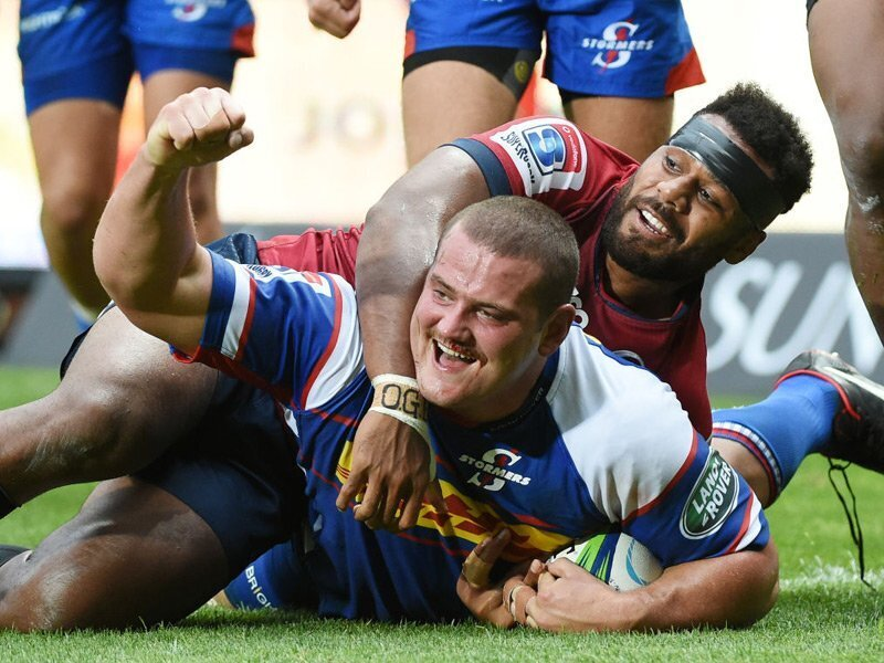 Stormers 'can definitely make' play-offs