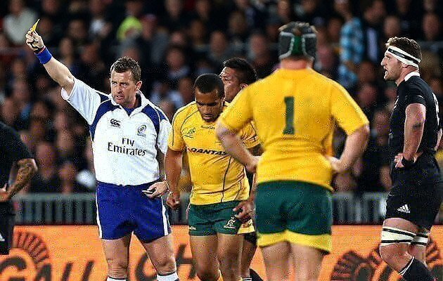 Genia: 'We got touched up tonight'