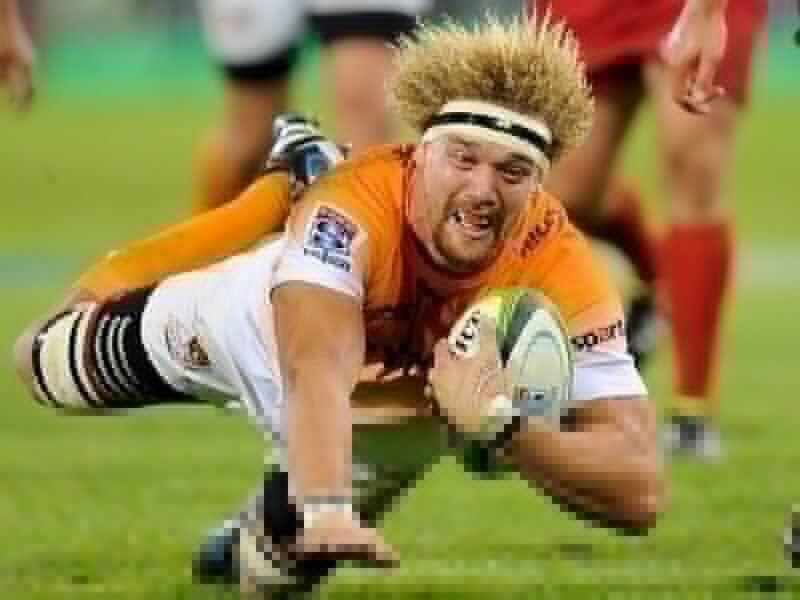 Britz and five rookies in team to tackle Cheetahs