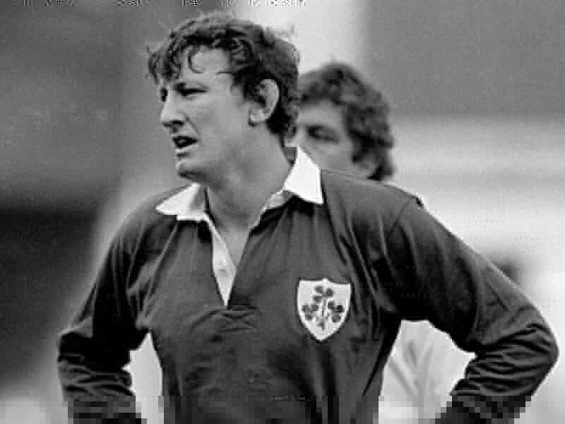 Ireland legend Duggan dies