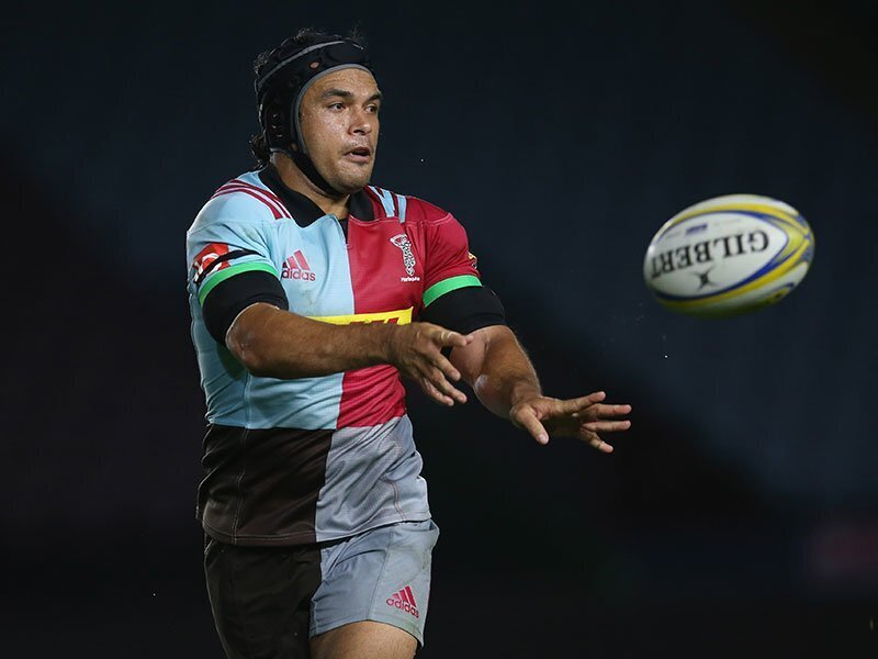 Harlequins centre announces immediate retirement