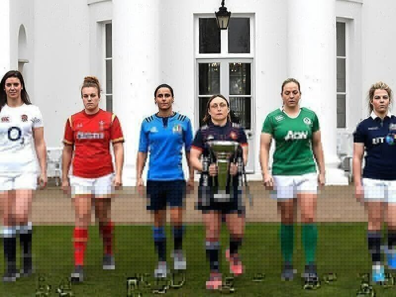 Women's Six Nations, Round 2