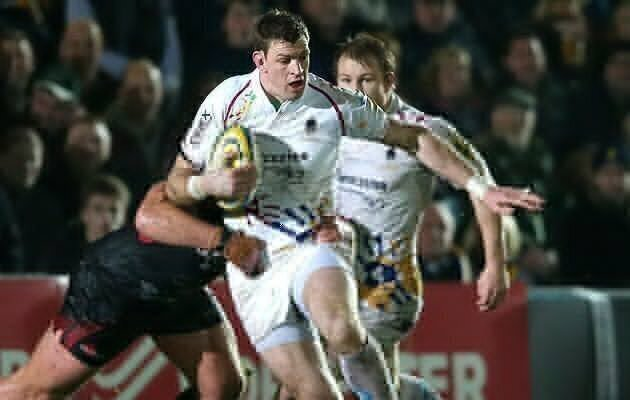 Exiles take it on the chin