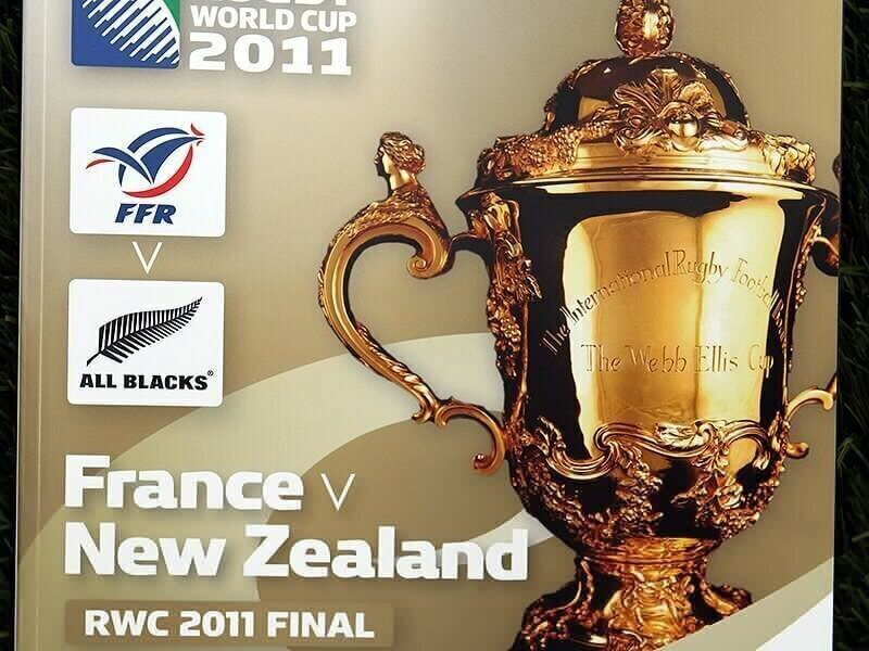 Final: Golden All Black Generation Win on Home Soil