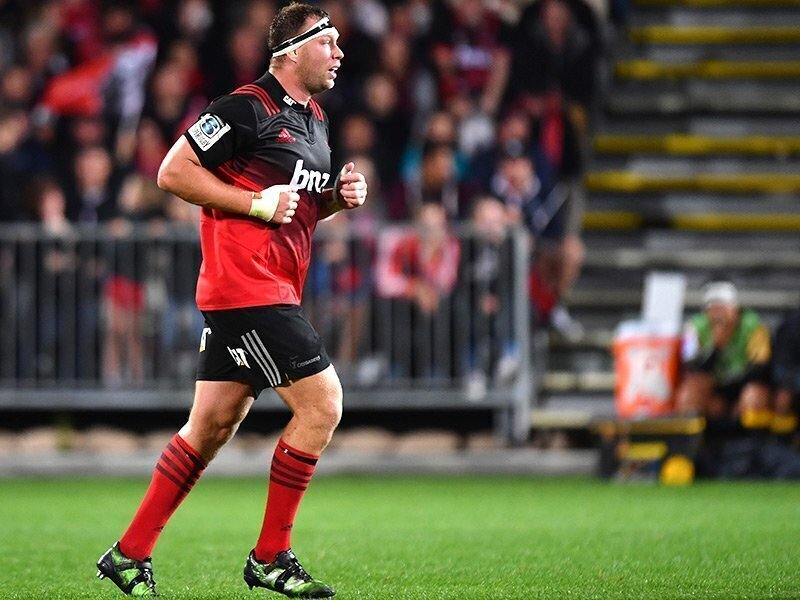 Crusaders' All Black to retire