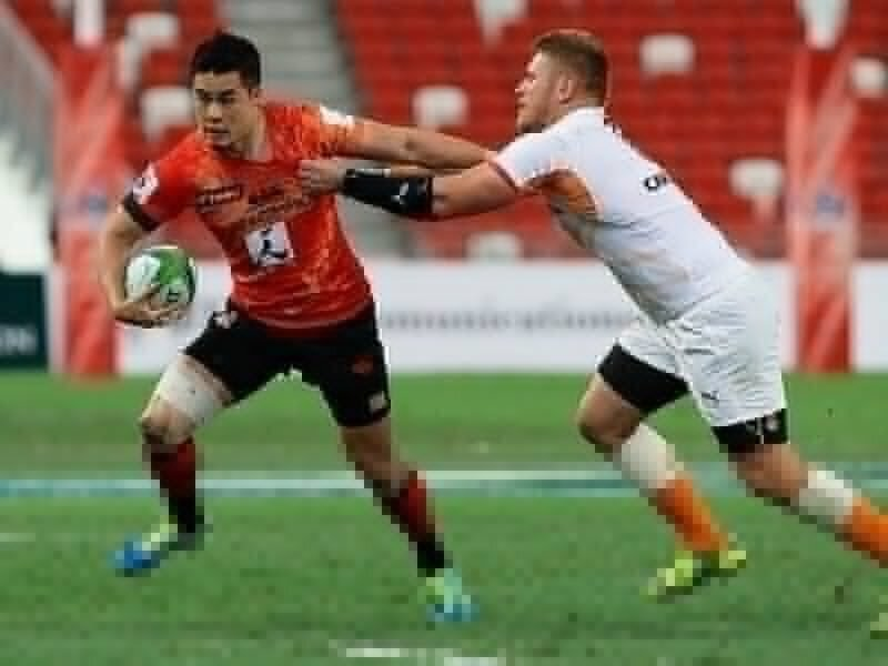Sunwolves add two for SA tour