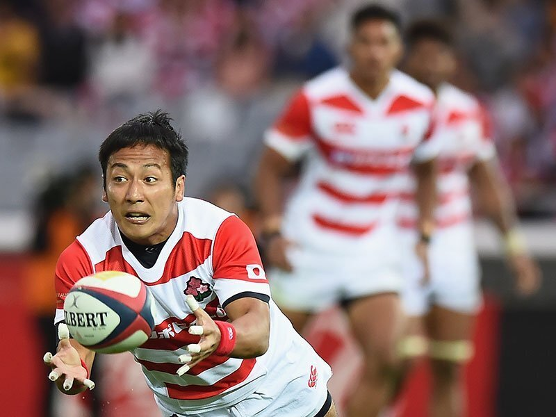 Japan make just one change for France clash