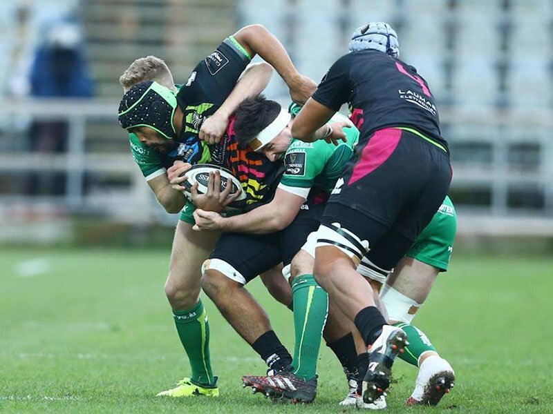 Zebre see off Connacht