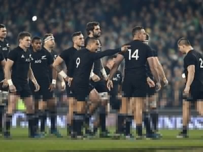 All Blacks to face Japan in 2018