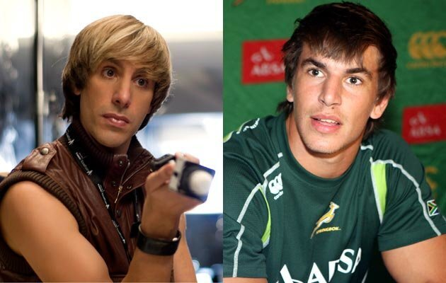 Eben Etzebeth... and...
