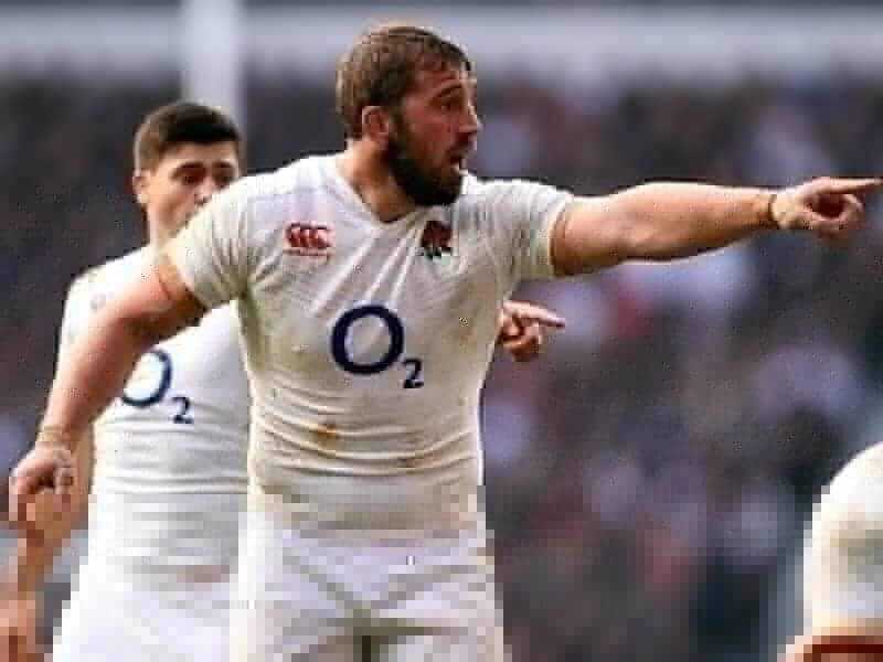 Robshaw will be fit for Pumas