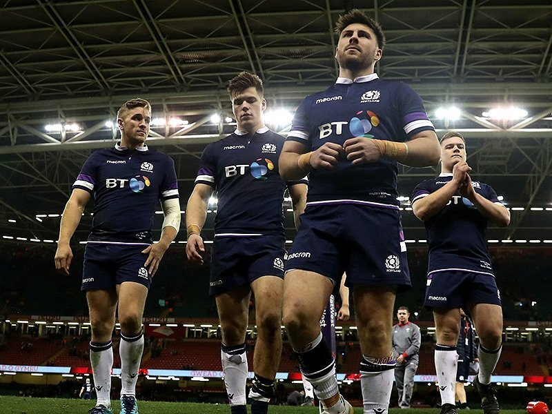 Barclay 'speechless' after Scotland horror show