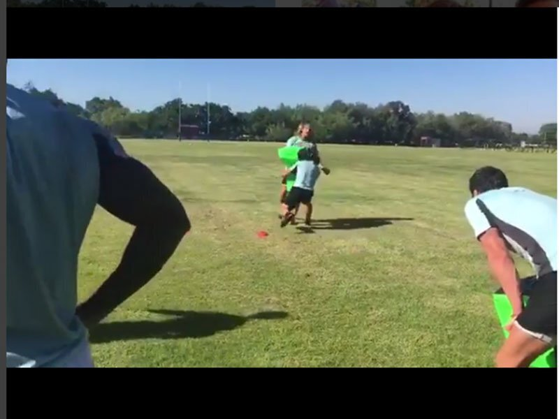 VIDEO: Kwagga goes into beast mode