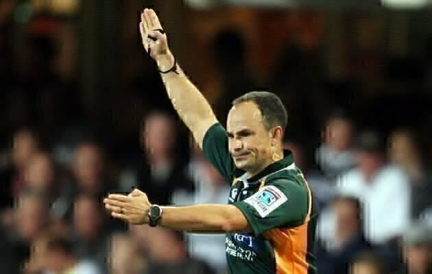 Super Rugby refs for Rounds 18 to 20