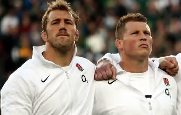 England back under-fire Robshaw