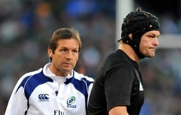 Rolland to retire from refereeing