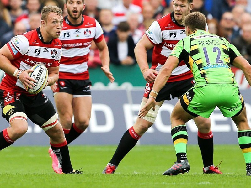Father-son tag team gradually progressing at Gloucester