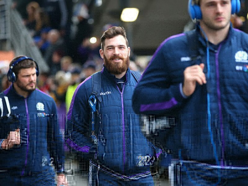 Scottish rugby centurion Lamont to retire