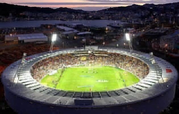 Wellington quake threatens Test