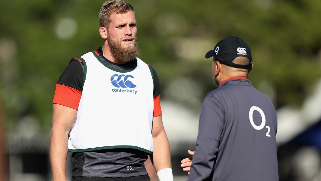 Wasps duo added to England's injury concerns