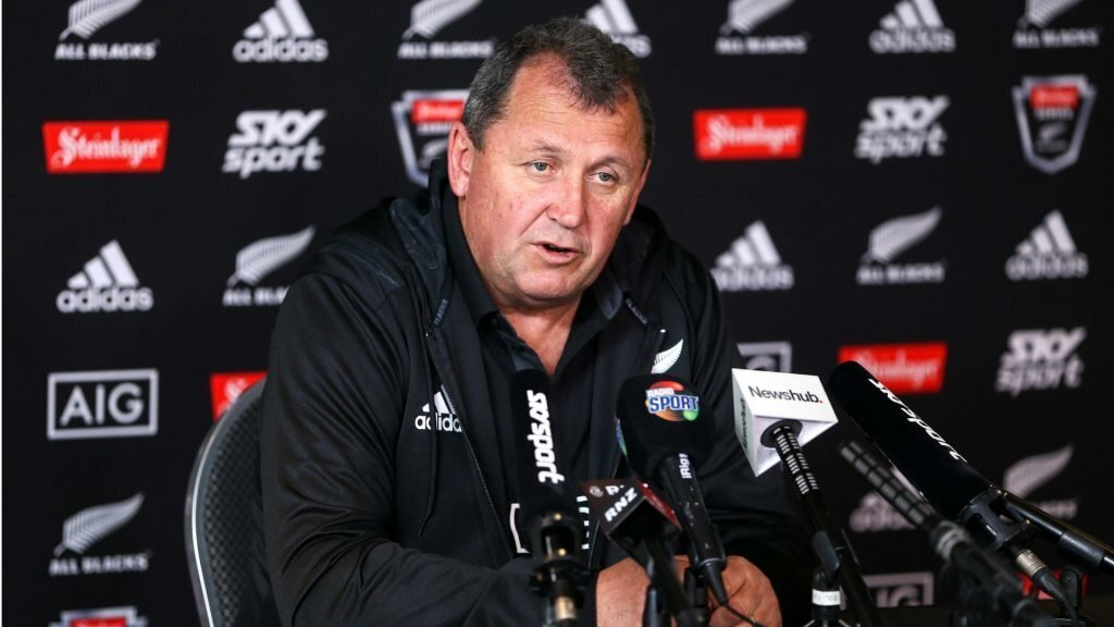 All Blacks are not referees' pet says Foster