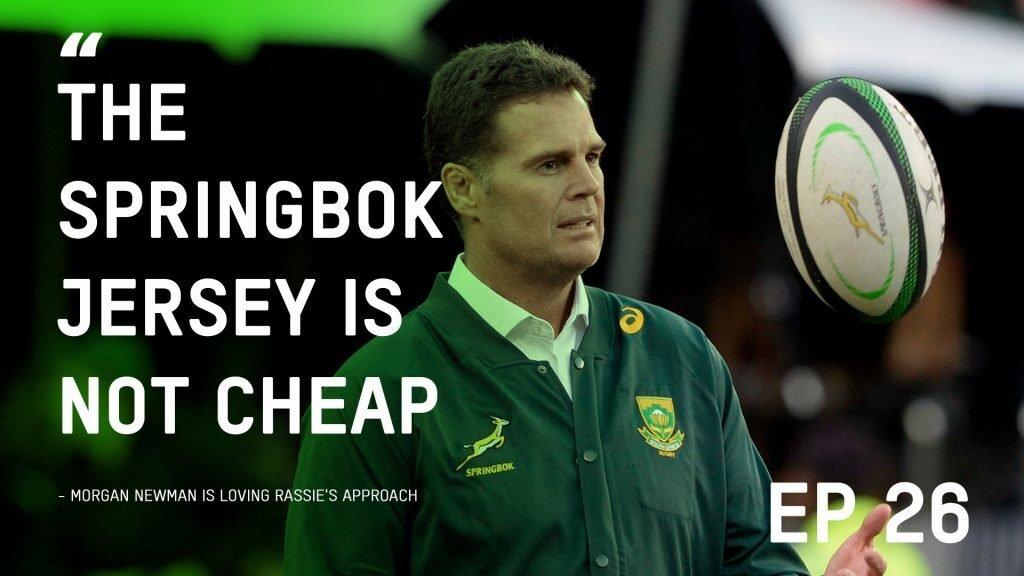 No free Springbok caps