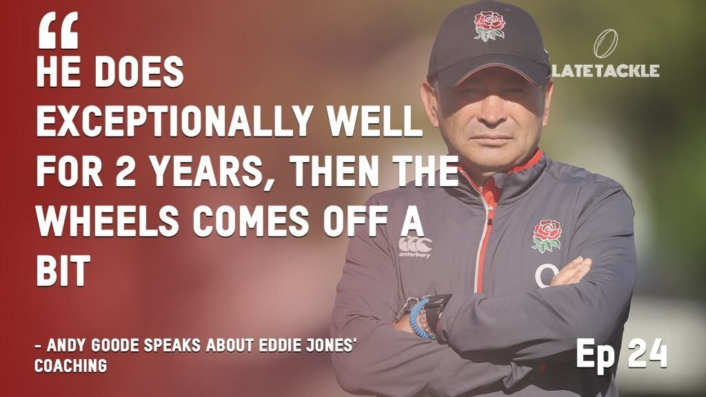 Jones has reached his saturation point