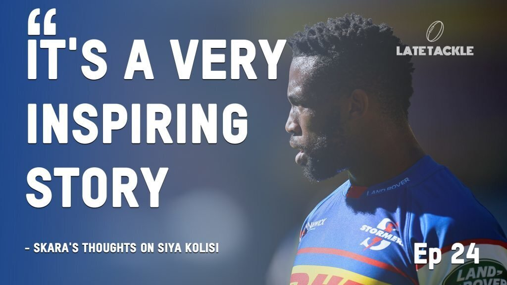 A different view on captain Kolisi