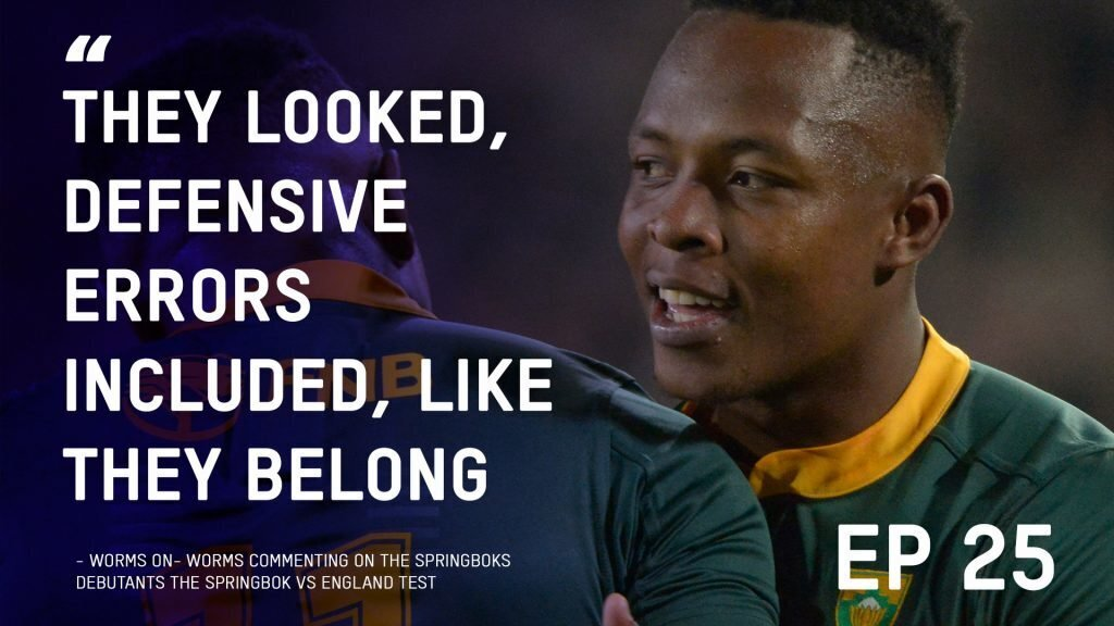 The Springbok future is bright