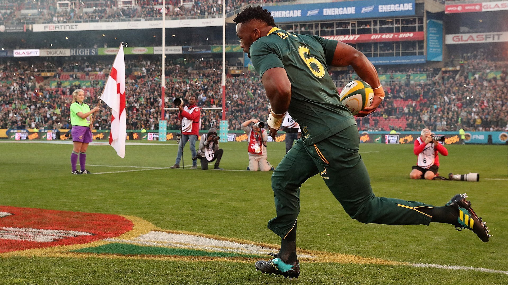 SA Rugby's best moments of 2018