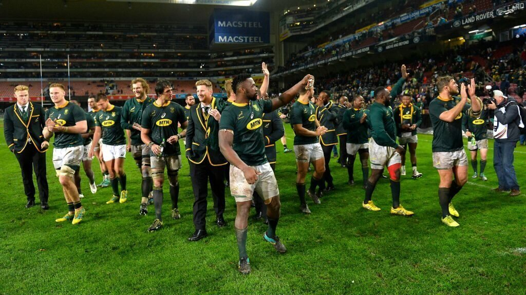 Boks' top-five place short-lived