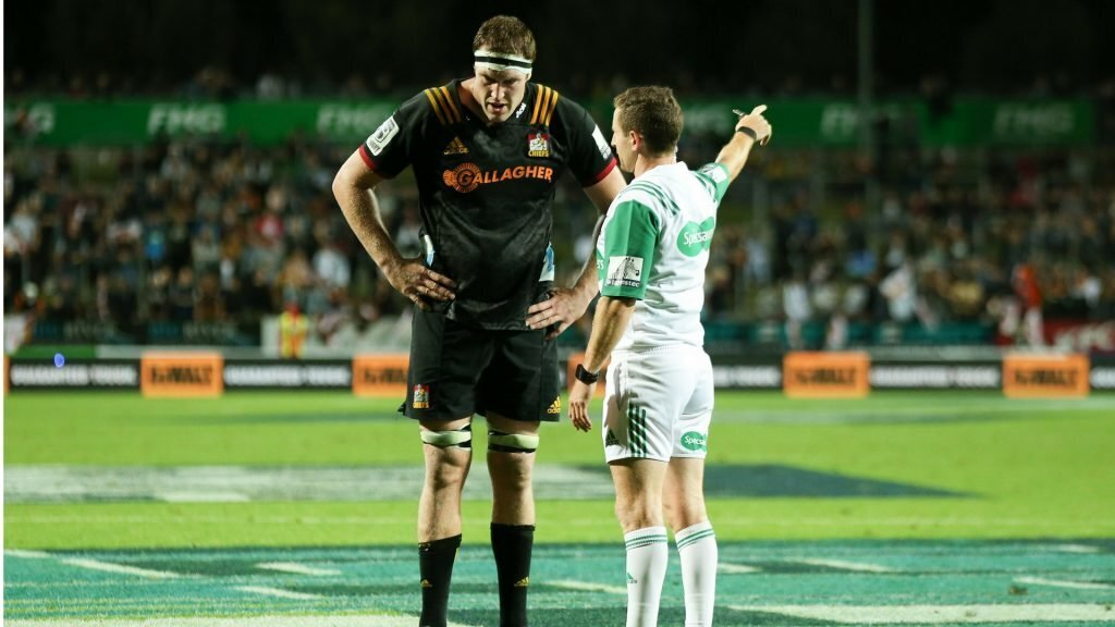 Chiefs not risking key players for Hurricanes visit